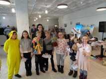 детская ярмарка г. Тольятти