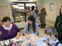 Детская ярмарка №1 - мастер класс по каллиграфии