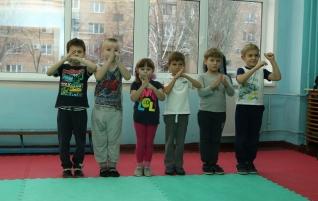 Ушу в Тольятти для дошкольников