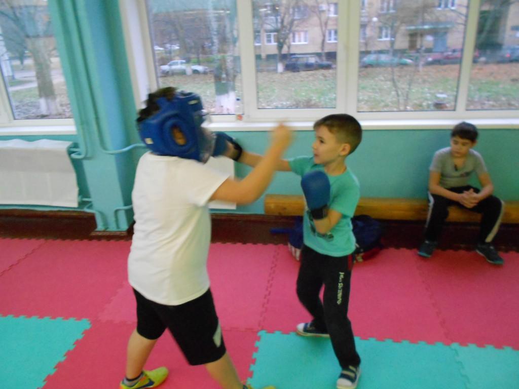 Навыки самообороны для детей